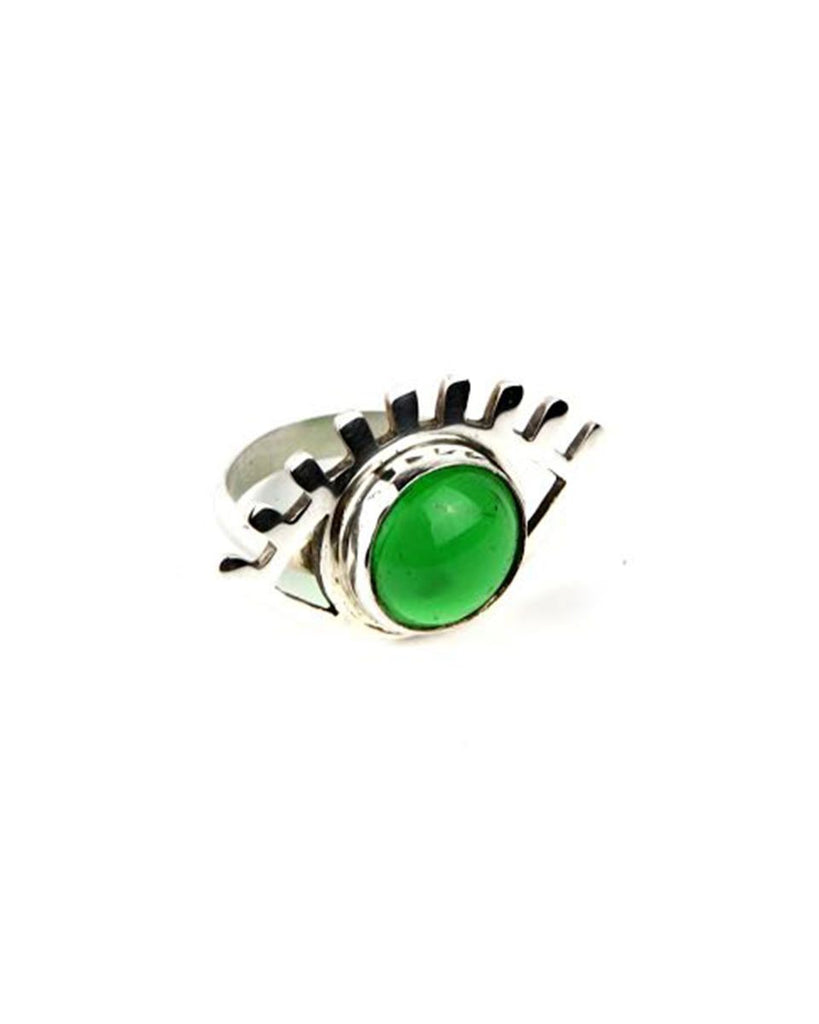 'No Evil' Eye Ring