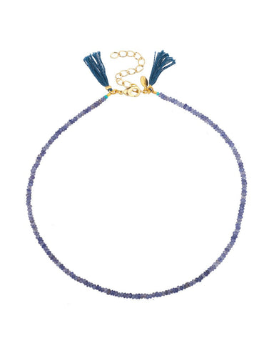 Lola Lolite Choker Necklace