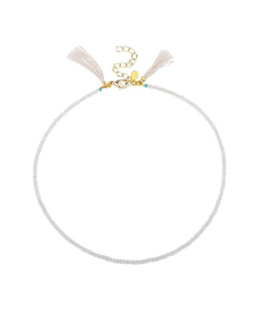 Lola Moonstone Choker Necklace