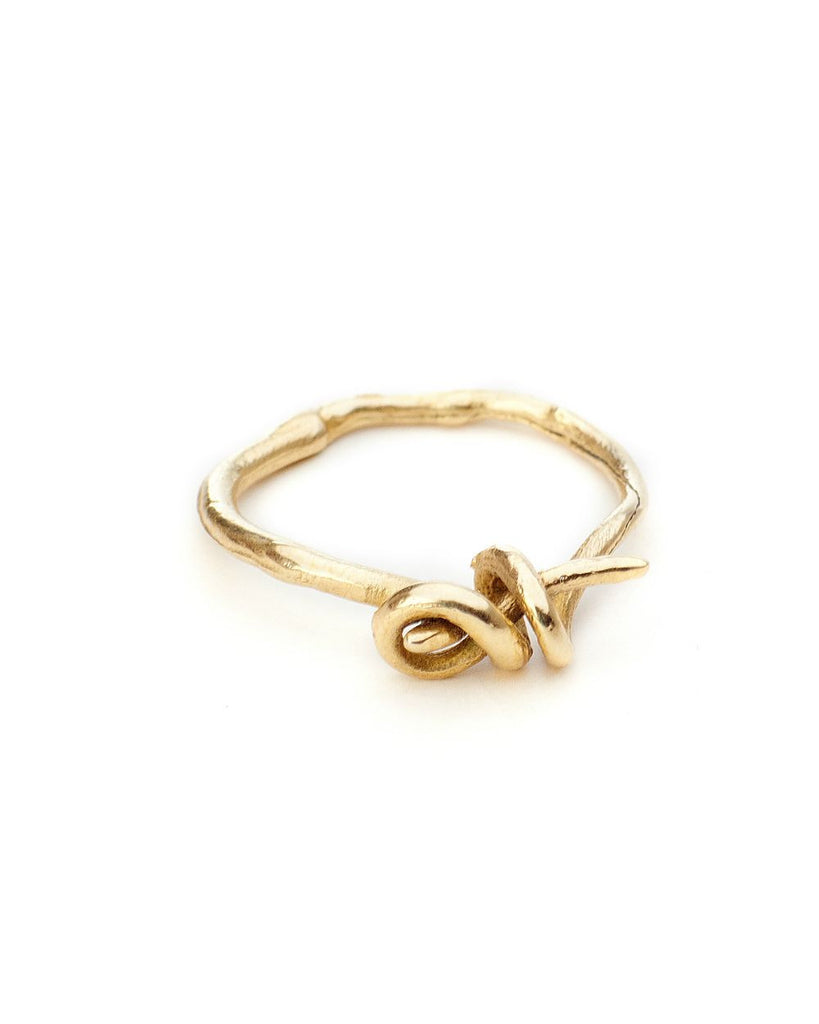 Savannah Love Knot Ring