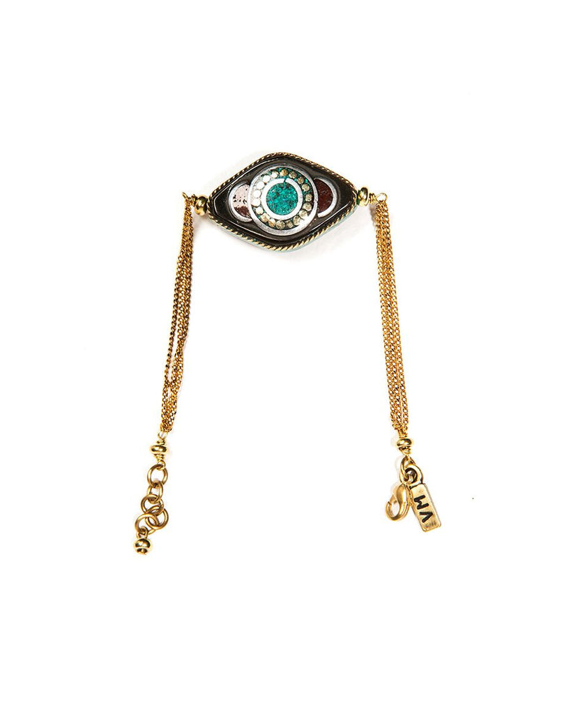 Vanessa Mooney<br>The Evil Eye Bracelet