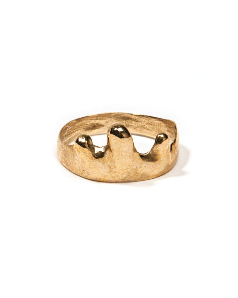 LAB By Laura Busony<br>Brass Knuckle Ring