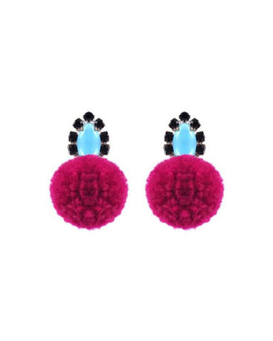 Electric Bombay Disco Earring