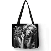 Bolsa Marilyn Monroe                                   Heart Breaker