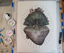 Load image into Gallery viewer, Semilla SE | Hand Painted Watercolor