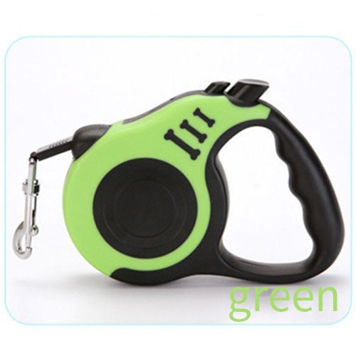 3M/5M Automatic Retractable Pet Leash