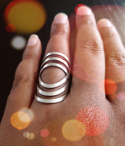 Simply Jazzy Ring