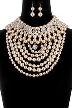 Load image into Gallery viewer, Queen Necklace Set