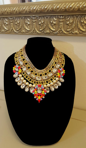 Eye Candy Necklace Set