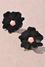 Load image into Gallery viewer, Colorful Daisy Earrings