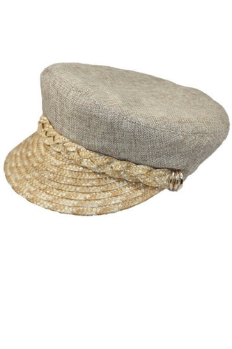 Jazzy Straw Hat