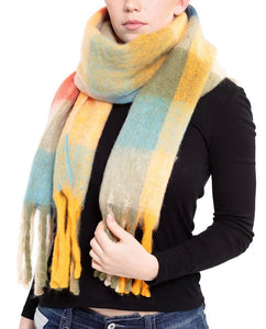 Snuggle Up Scarf