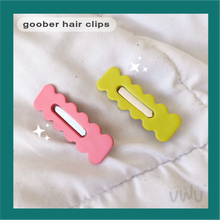 Load image into Gallery viewer, GOOBER hair clip