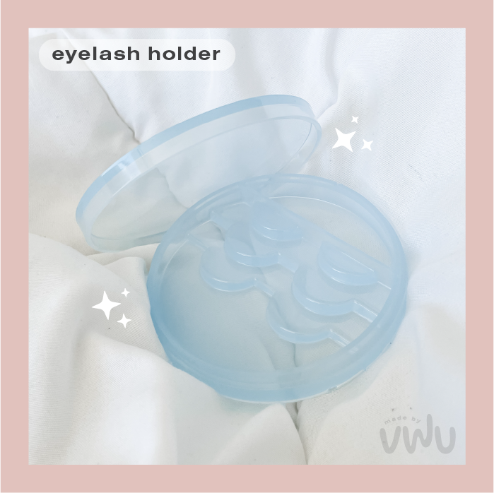 BABY BLUE Eyelash Holder