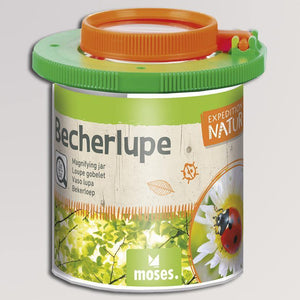 Expedition Natur - Becherlupe von Moses