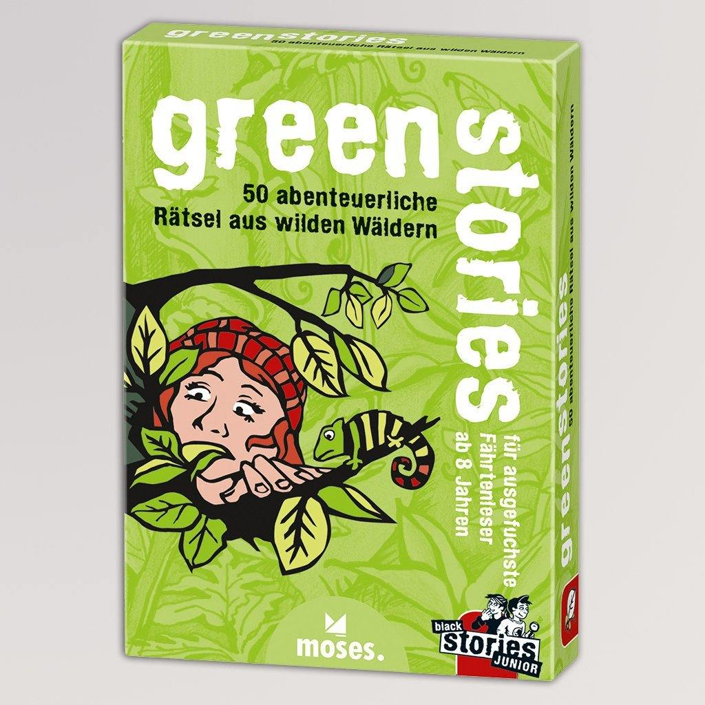 green stories von Moses