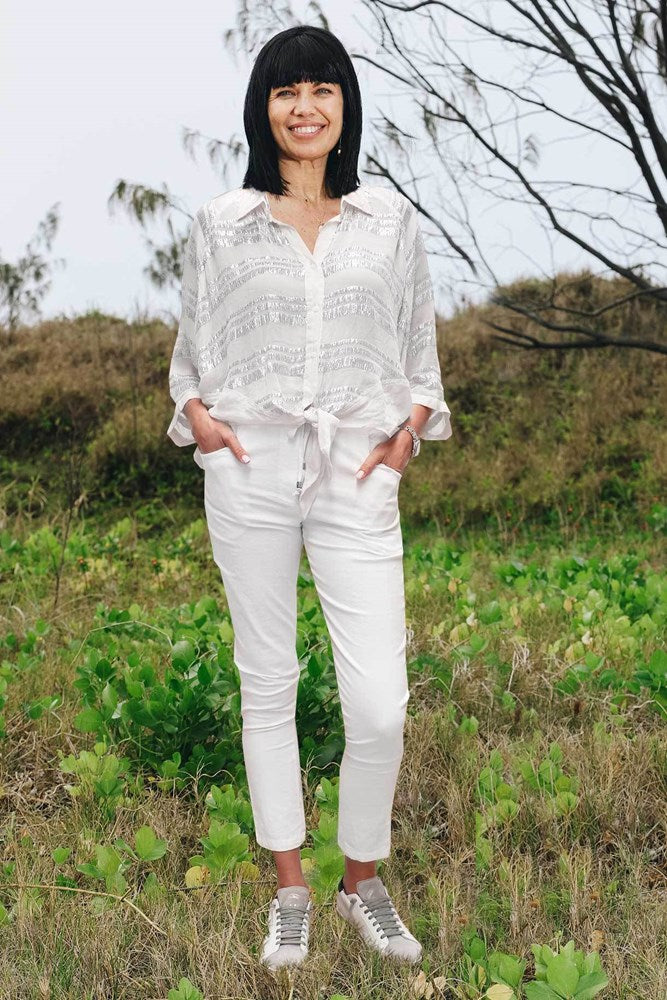 Plato Top White - Kabana Shop