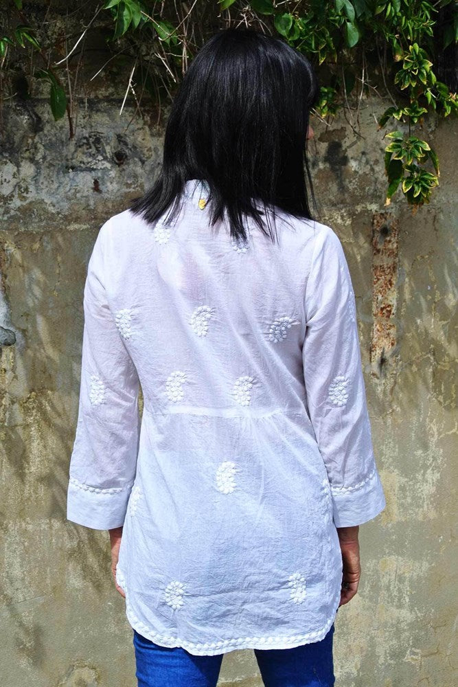 Hadley Shirt White - Kabana Shop
