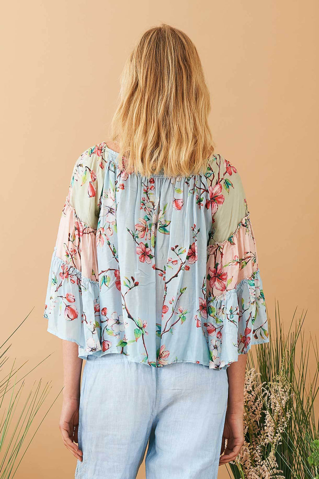 Lily Patch Top - Kabana Shop