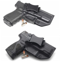 Load image into Gallery viewer, Concealment kydex IWB Holster Taurus G2C GLOCK G19  G19X  G23 G25 G32 G45 Gen 1 - Gen 5 Inside the Waistband Concealed Carry