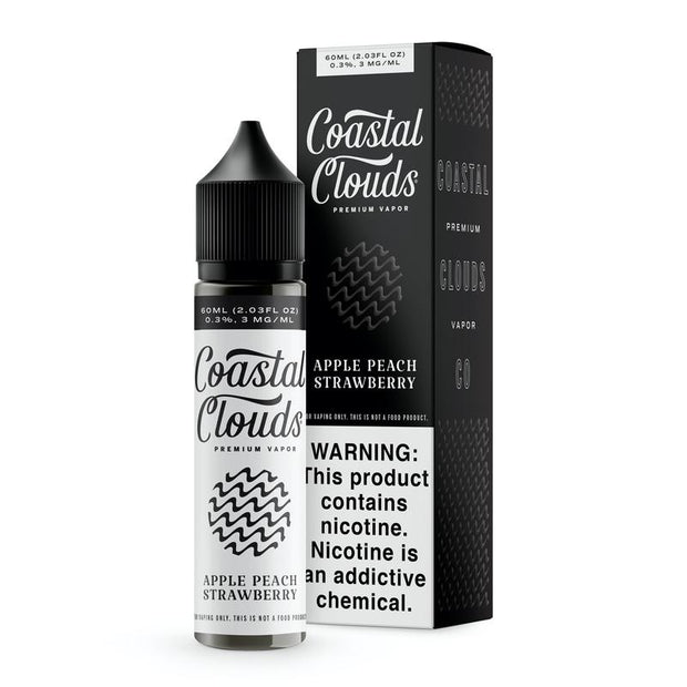 Coastal Clouds Premium Vapor 60ml