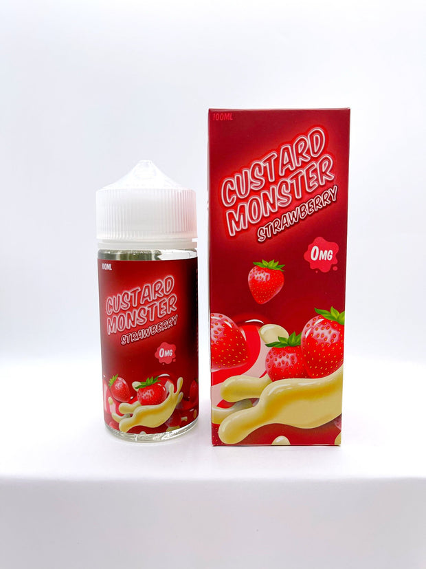 Custard Monster Sub-ohm E-Juice 100ML