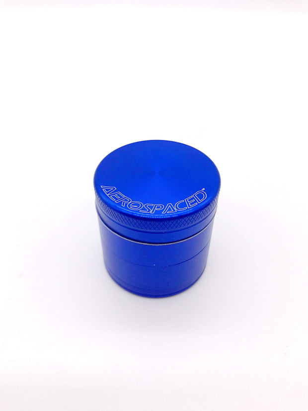 Smoke Station Accessories Blue / 40mm Aerospaced Small Anodized Aluminum Grinder (40mm)
