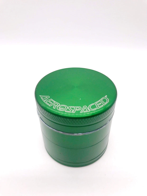 Smoke Station Accessories Green / 40mm Aerospaced Small Anodized Aluminum Grinder (40mm)