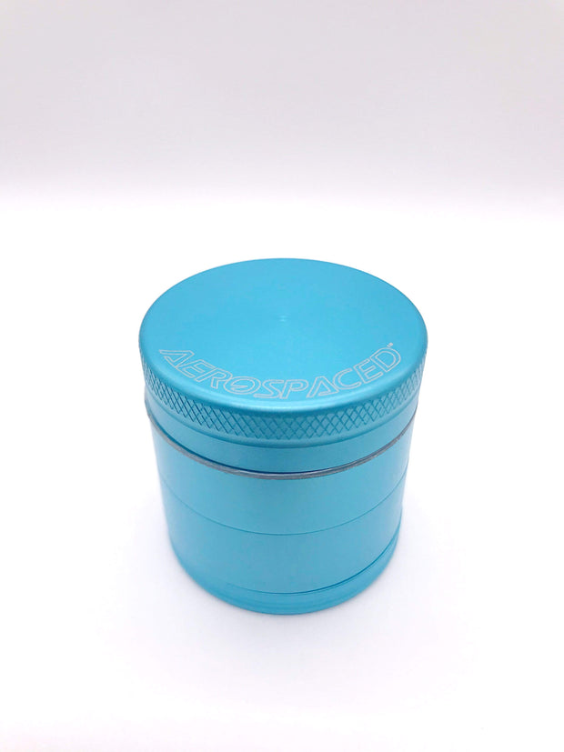 Smoke Station Accessories Light Blue / 40mm Aerospaced Small Anodized Aluminum Grinder (40mm)