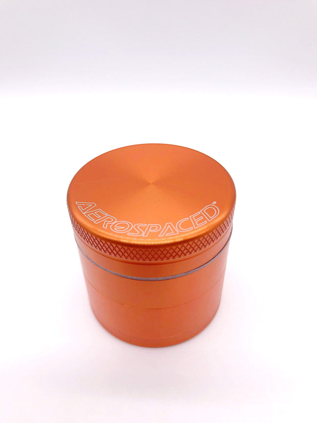 Smoke Station Accessories Orange / 40mm Aerospaced Small Anodized Aluminum Grinder (40mm)