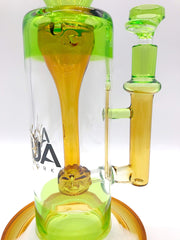 Smoke Station Water Pipe Aqua Glass American Scientific Water Pipe