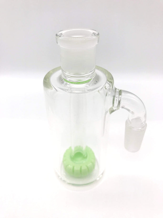 Smoke Station Ash Catchers Colored ash catcher of with showerhead perc 14mm 90° joint