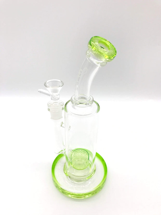 Smoke Station Water Pipe Copy of Flower of Life Mini-Fab Water Pipe