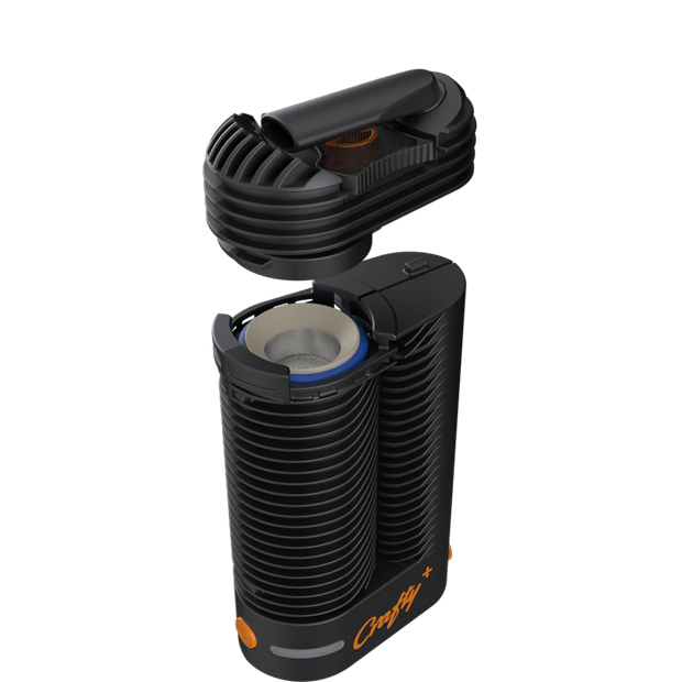 Smoke Station Vape Dry Herb Vaporizer Crafty™+ Dry Herb Vaporizer by Storz & Bickel