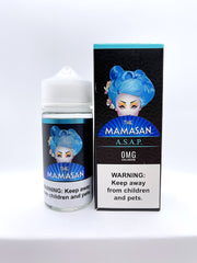 The Mamasan 0MG/100ML