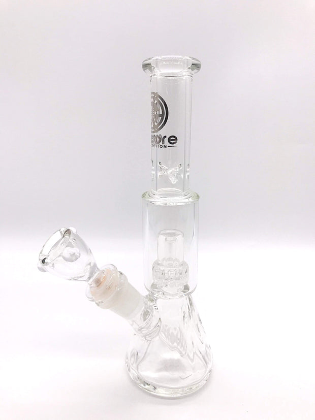 Smoke Station Water Pipe Clear Encore Mini Salt Shaker Water Pipe