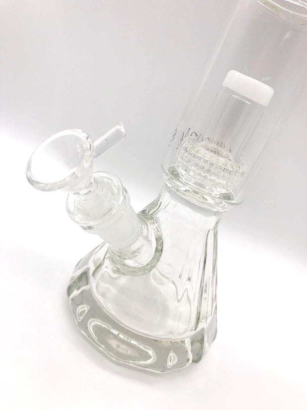 "Smoke Station Water Pipe Encore Water Pipe Salt Shaker (12"" tall 14mm)"