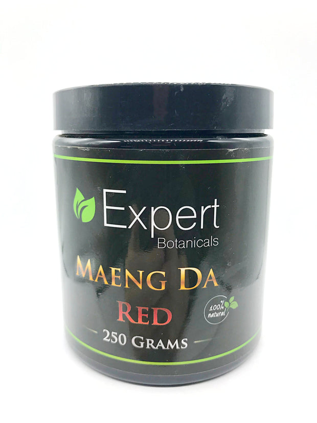 Smoke Station Kratom Maeng Da Red / 250 Grams Expert Kratom Powder