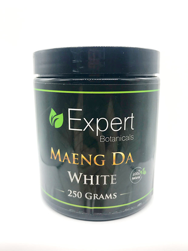 Smoke Station Kratom Maeng Da White / 250 Grams Expert Kratom Powder