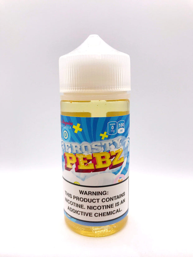 Smoke Station Juice 100ml Frosty Pebz Sub-Ohm E-Juice