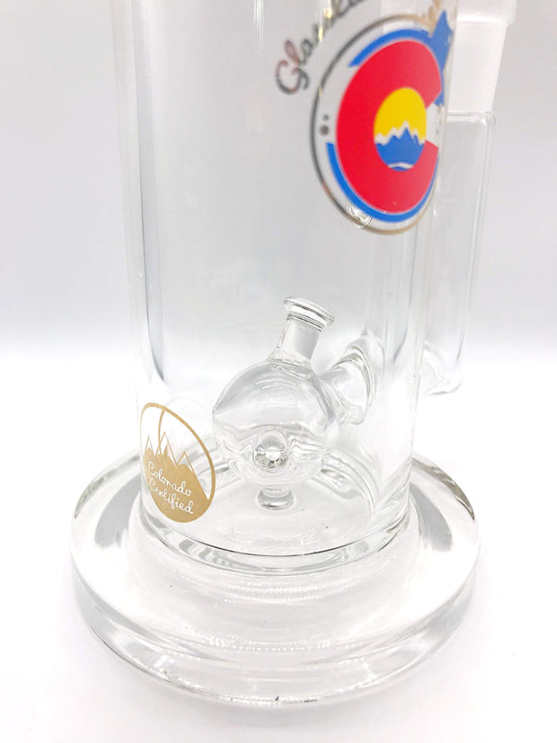 Smoke Station Water Pipe GlassLab 303 American Borosilicate Rig