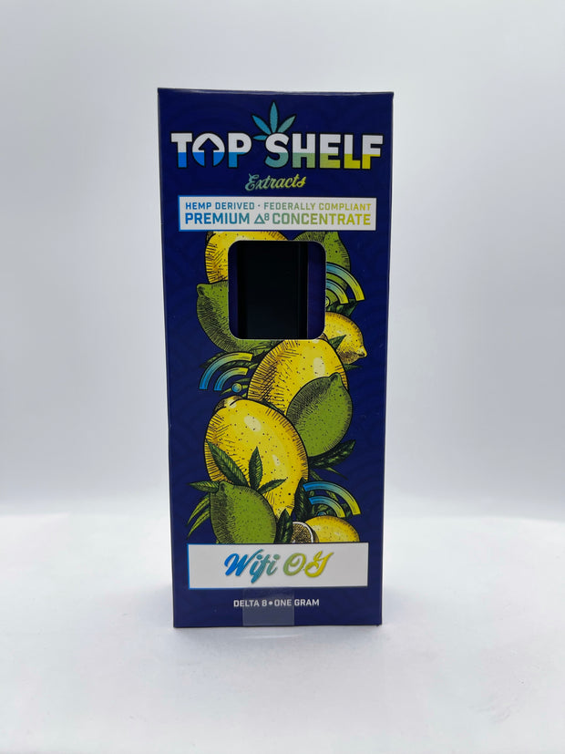 Top Shelf Delta 8 THC Disposable Pen