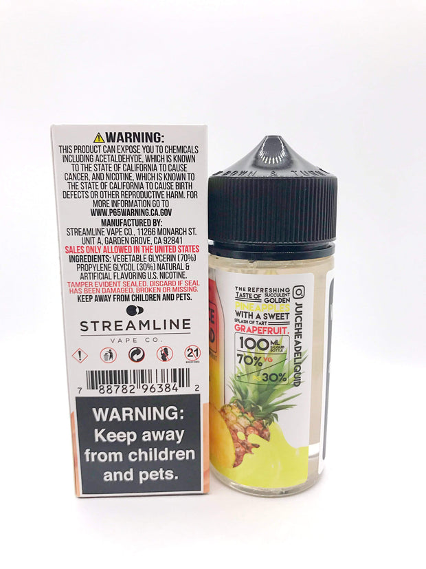 Smoke Station Juice Juice Head Sub-Ohm E-Juice