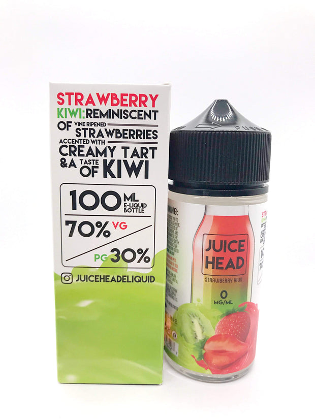 Smoke Station Juice Strawberry Kiwi Juice Head Sub-Ohm E-Juice