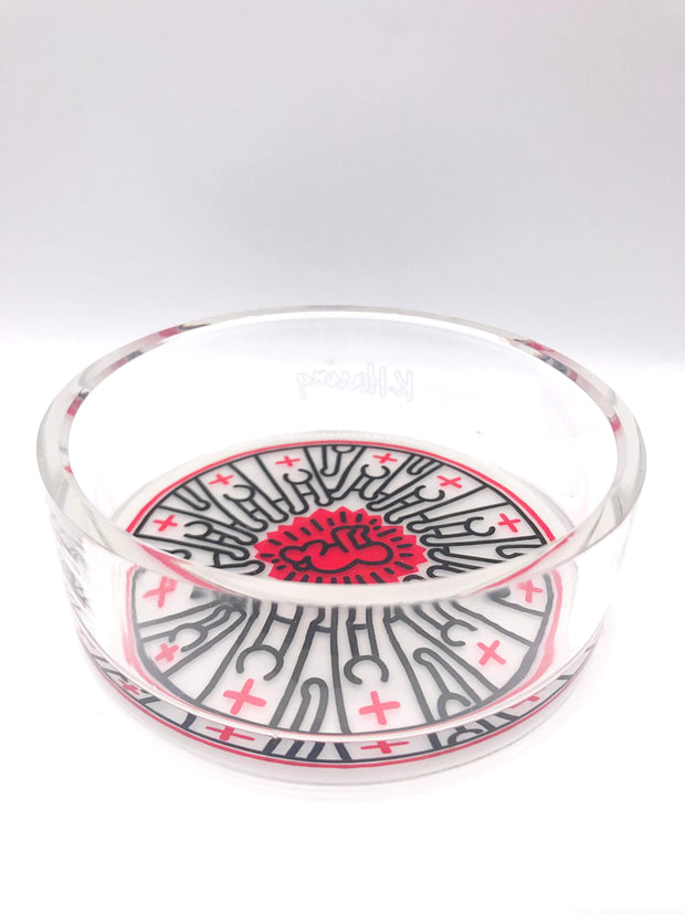 Smoke Station Accessories Keith Haring Circle Catchall