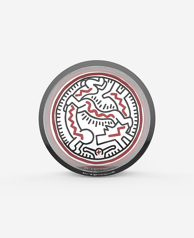 Smoke Station Accessories Snake People Keith Haring Circle Catchall