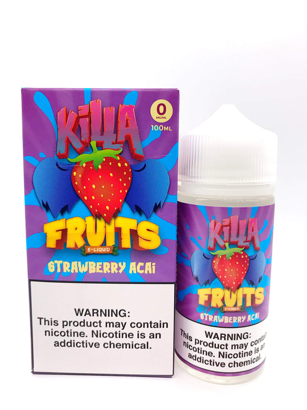Smoke Station Juice Killa Fruits Sub-Ohm E-Juice