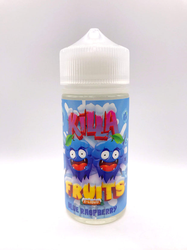 Smoke Station Juice Blue Raspberry / 100ml Killa Fruits Sub-Ohm E-Juice