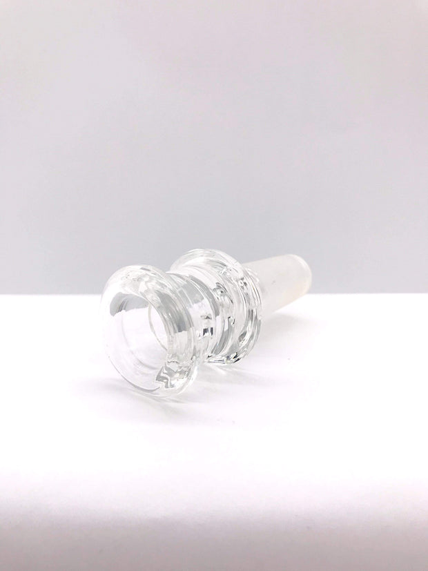 Smoke Station Waterpipe Bowl Large Clear Waterpipe Bowl - 14mm