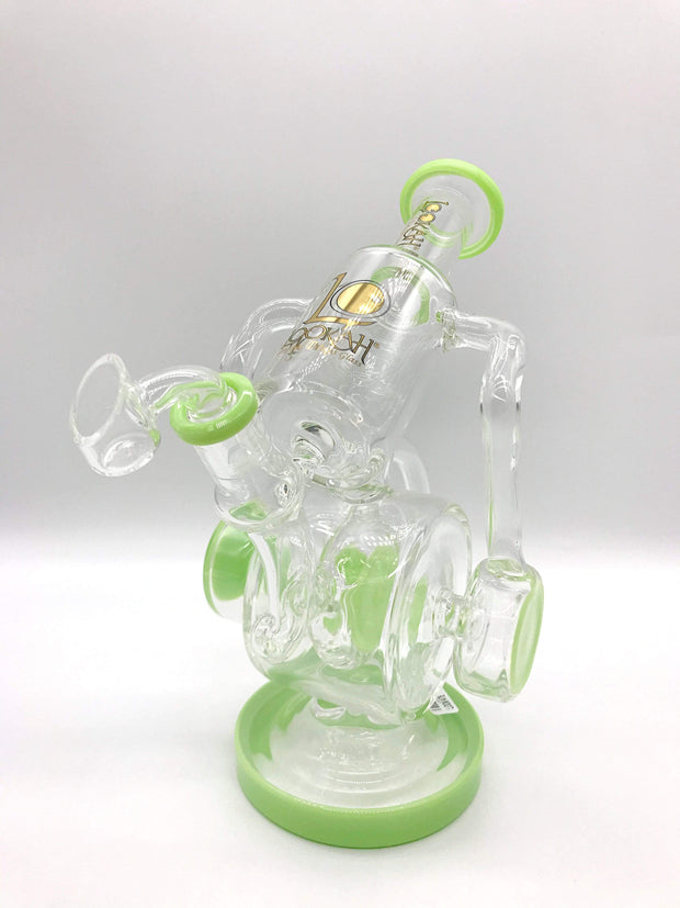 Smoke Station Water Pipe Lookah Glass American Rig